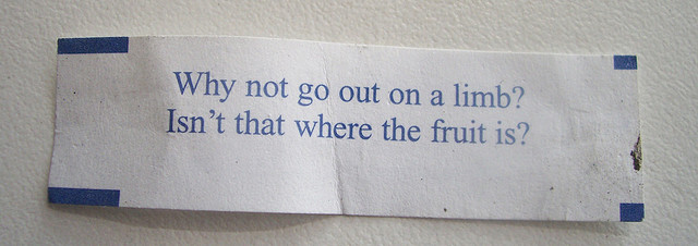Fortune Cookie Message