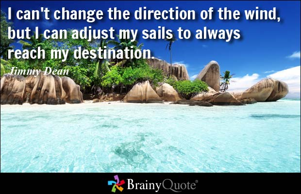 Quote by Jimmy Dean on Travel