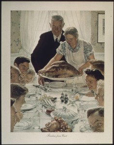 Has anyone's Thanksgiving ever gone like this?