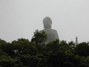 big buddha statue Hong Kong