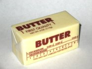 Butter package