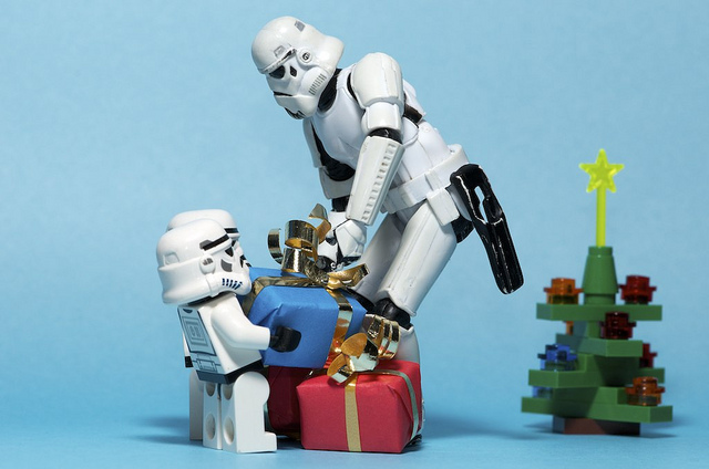 Merry Christmas from the Death Star