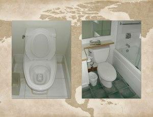 North American Toilets