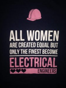Finest women become electrical engineers