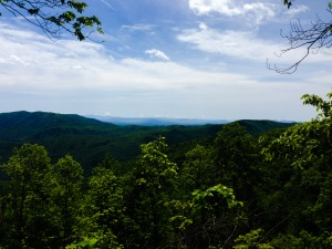 Black Mountain overlook #NC
