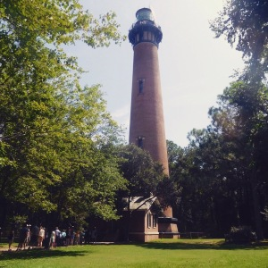 Currituck Beach Light - www.alliepottswrites.com