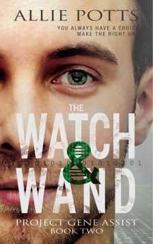 The Watch & Wand - www.alliepottswrites.com