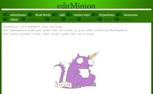 EditMinion