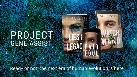 Project Gene Assist Series Banner