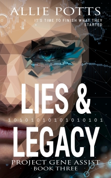 Lies and Legacy Cover